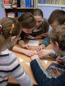 Игра на неделе математики 2011/2012 уч.год