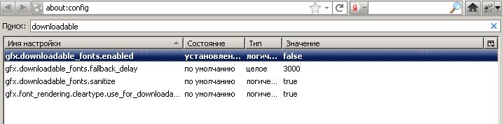 firefox-web-fonts