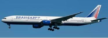Боинг 777 трансаэро