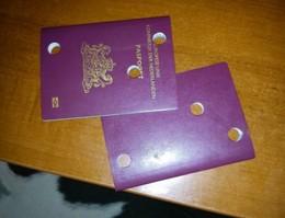 Боинг паспорта