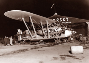 Сикорский самолёт