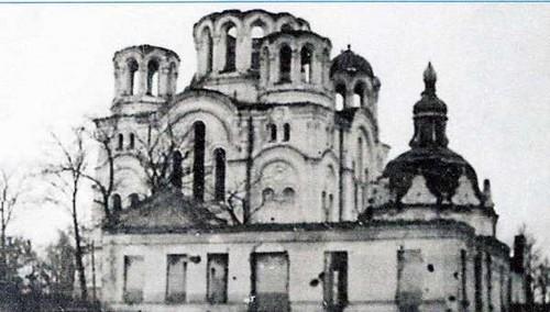 після визволення від фашистських загарбників 1943 р.