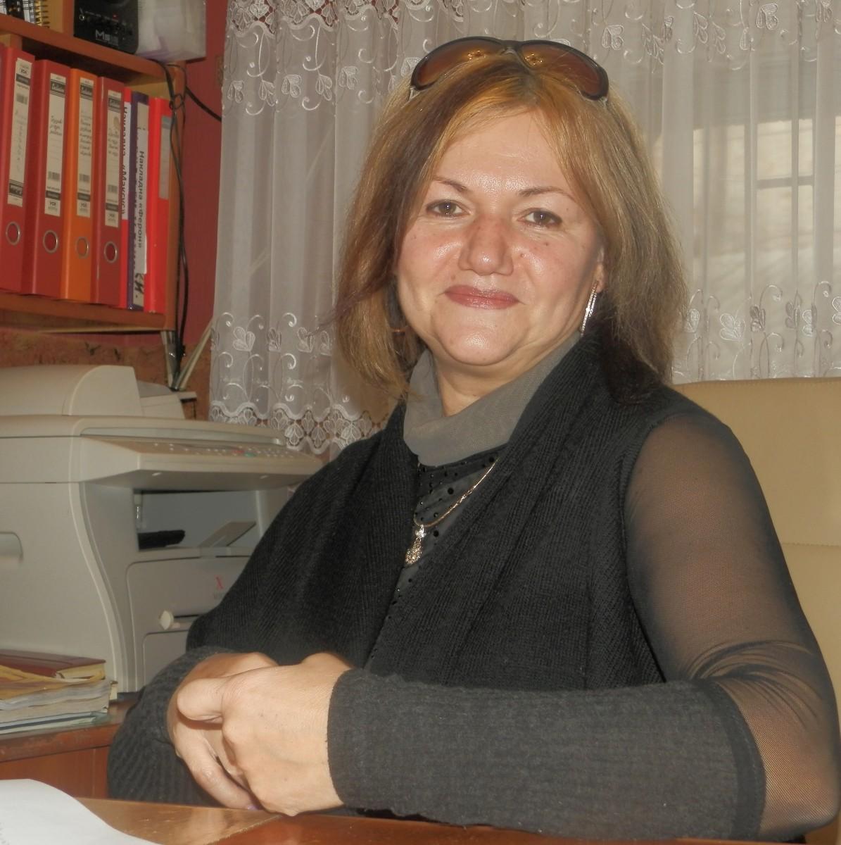 Марина Когут