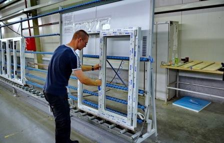 Рольганги для цехов металопластиковых окон