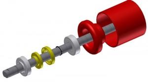 Конвейерные ролики с 4-х элементным лабиринтными уплотнениями,