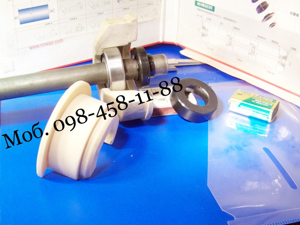 Полимерные корпуса подшипников для конвейерных роликов Полимерные корпуса подшипников для конвейерных роликов